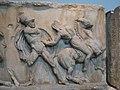 Amazonomachy from the Mausoleum at Halicarnassus-British Museum-6.jpg