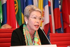 Ambassador Heidi Tagliavini speaks at OSCE PA Winter Meeting, 20 Feb. 2015, Vienna (16405039749).jpg