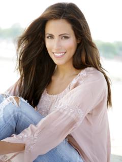 Amber Lee Ettinger American model