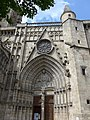 Ambert, Puy-de-Dôme, France.Eglise St Jean + orgues + trompette pascale. 02.jpg