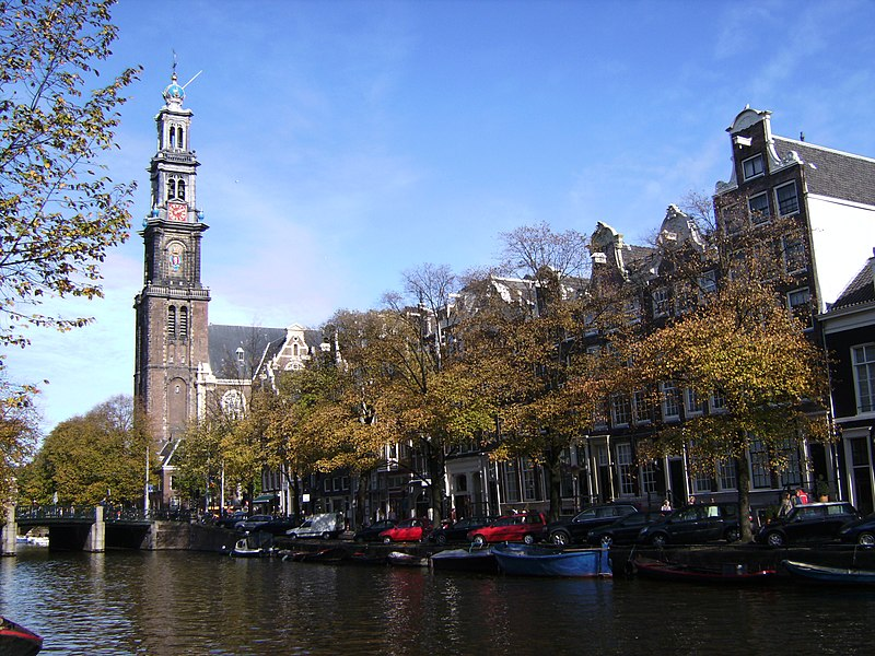 Amsterdam, Westerkerk foto3 2007-10-20 13.45.JPG