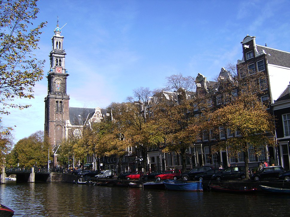 Amsterdam, Westerkerk foto3 2007-10-20 13.45