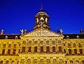 Amsterdam Paleis op de Dam bei Nacht 5.jpg