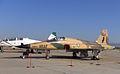 An IRIAF F-5E Tiger II in Vahdati Airbase Air Show.JPG