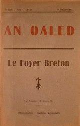 Brezhoneg: An Oaled Français: Le Foyer Breton