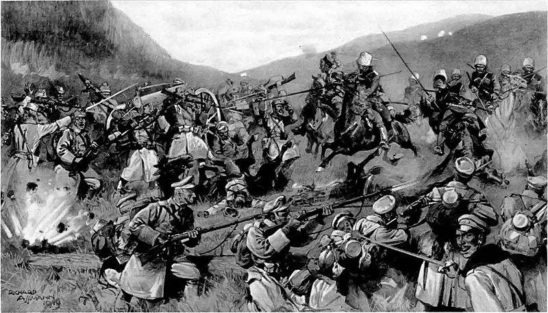 800px-An_engagement_in_Hungary_between_an_Austro-Hungarian_force_and_Russian_cavalry.jpg