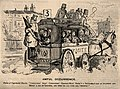 An omnibus full of distraught women due to leeches having es Wellcome V0011266.jpg