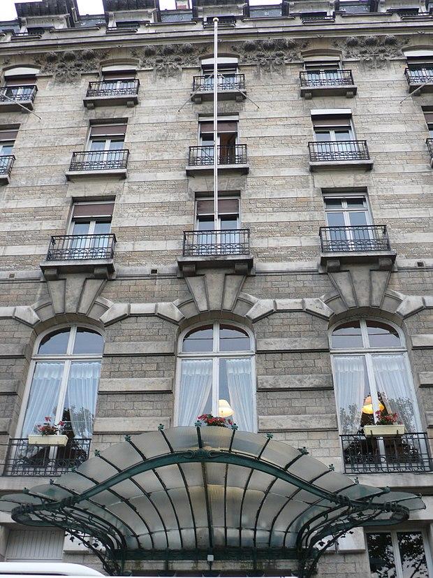 Monument historique à Lyon