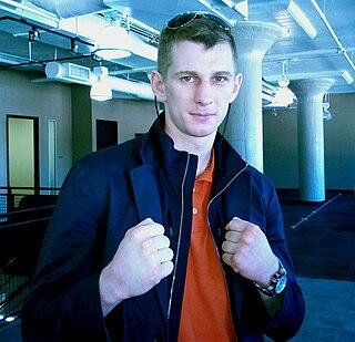 Andrzej Fonfara Polish boxer