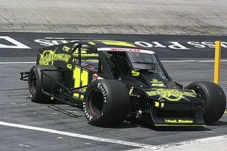 Andy Seuss American racing driver