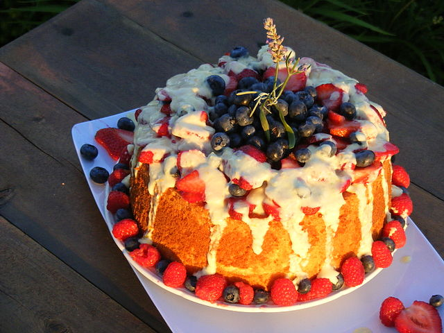 Fileangel Food Cake Birthday Cakeg Wikimedia Commons