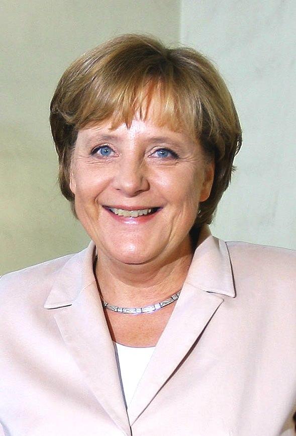 Angela Merkel 24092007