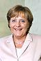 Angela Merkel en septembre 2007
