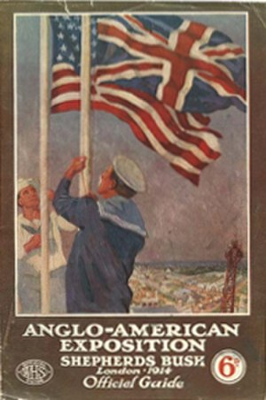 Anglo-American Exhibition - Official Guide of the Anglo-American Exposition