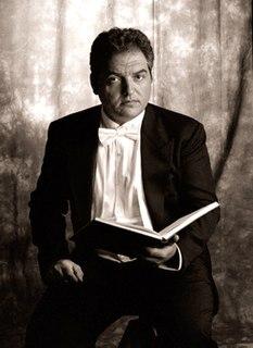 Francesco Anile Italian opera singer