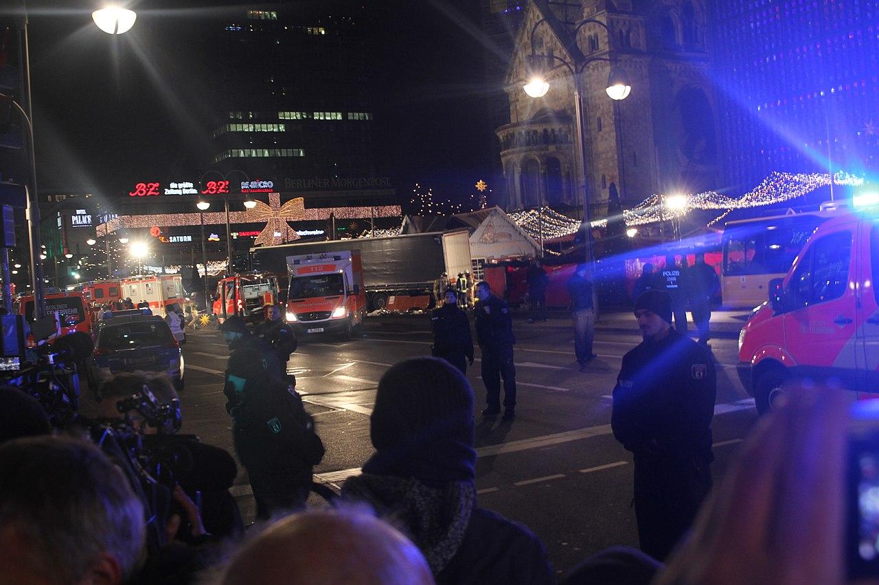 Anis Amri - LKW Terroranschlag-Berlin - Terror Attacks (31636533831).jpg