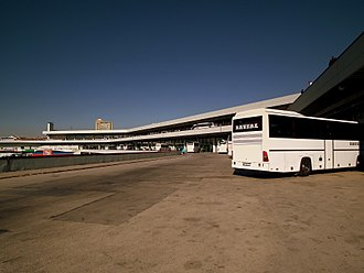 Transport in Turkey - Ankara intercity bus station