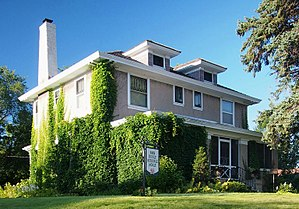 National Register of Historic Places listings in Pope County, Minnesota - Image: Ann Bickle House