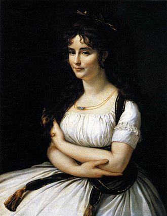 Antoine-Jean Gros - Image: Antoine Jean Gros Madame Pasteur