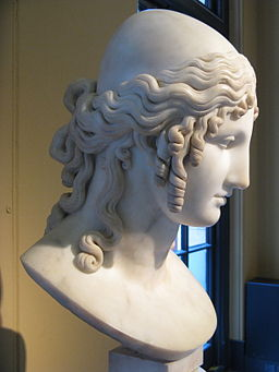Antonio Canova-Helen of Troy-Victoria and Albert Museum