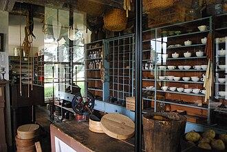Plunkett–Meeks Store - Plunkett–Meeks Store interior