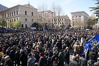 2009 Georgian demonstrations