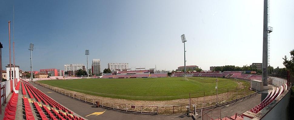 Arad - Stadionul Francisc von Neumann 3871-74
