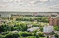 Arbekovo as seen from ulitsa Musorgskogo (Penza, 2015) - Вид на Арбеково с жилого дома на ул. Мусоргского (Пенза, 2015) - panoramio.jpg