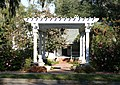 Arbor in the historic district, Conway, South Carolina (18 November 2006).jpg