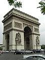 Arc de Triomphe Paris.JPG