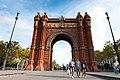 Arc de triomf in Barcelona.jpg