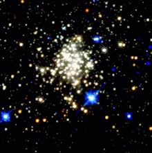 Arches Cluster.