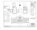 Archibald M. Willard Residence, Route 82, Aurora, Portage County, OH HABS OHIO,67-AURO,1- (sheet 1 of 1).png