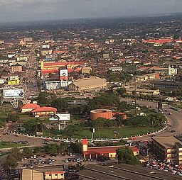 Areal view of the ancient city of Benin.jpg