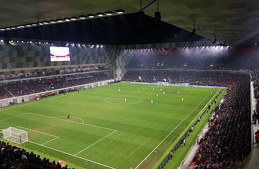Arena Kombëtare, Tiranë