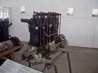Argus Motoren - Argus As.IV