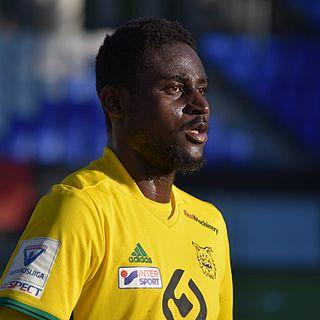 Ariel Ngueukam Cameroonian professional footballer