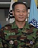 Army (ROKA) General Lee Sung-chool 육군대장 이성출 (ClintonVisitsYongsan).JPG