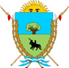 Coat of arms of Lapampas province