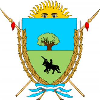 Governor of La Pampa Province - Image: Arpampa