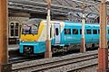 Arriva Trains Wales Class 175, 175004, platform 6, Crewe railway station (geograph 4524694).jpg