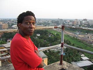 Lionel Manga Cameroonian journalist