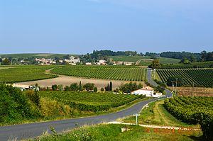 Arthenac - Image: Arthenac Landscape