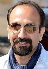 Photo o Asghar Farhadi in 2013.