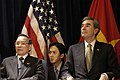 Assignment- OS 2005 1201 263) Office of the Secretary - United States - Vietnam Signing Ceremony (40 CFD OS 2005 1201 263 236.JPG - DPLA - 8e2e9579c68be28322fd6b95bf0d6098.JPG