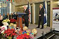 Assistant Secretary Starr Introduces Secretary Kerry to Address the Toys for Tots Ceremonial Presentation (31643908695).jpg