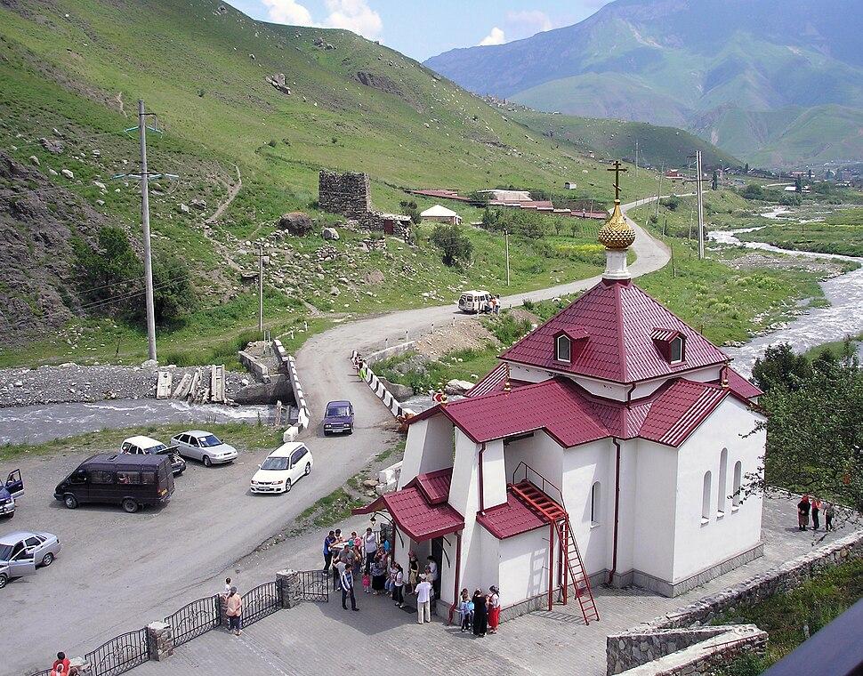 Assumpt monastery church