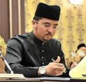 Asyraf Wajdi Dusuki - Image: Asyraf Wajdi Dusuki appointment