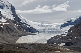 Athabasca Glacier on the Columbia Icefield.jpg