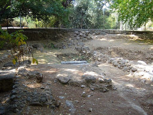 Athens Plato Academy Archaeological Site 5